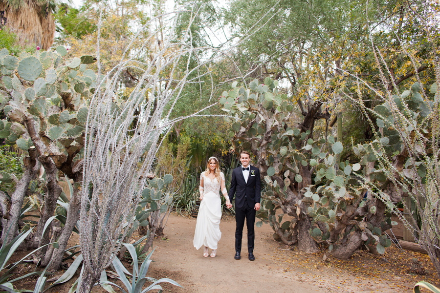 MODERN PALM SPRINGS WEDDING AT ACE HOTEL