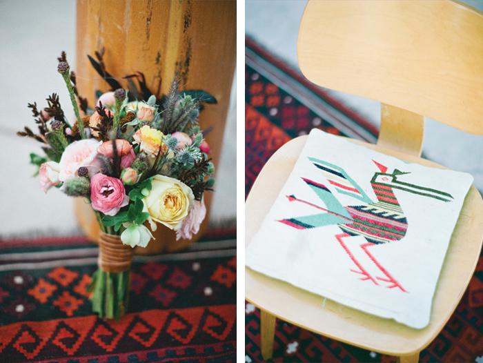 Nicole&Ian---bouquet&chair