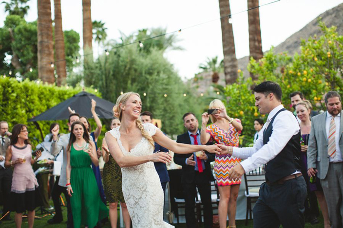 JENNIFER TYLERS PALM SPRINGS PRIVATE ESTATE WEDDING