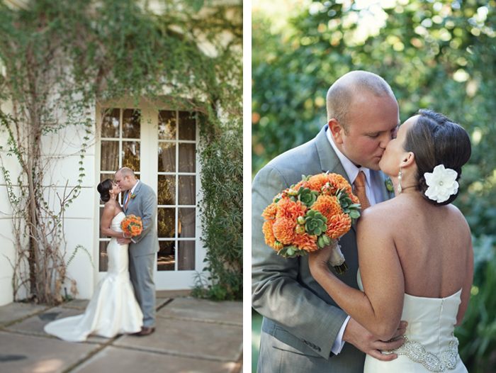 Amberly+Scott-Parker-Palm-Springs-Wedding-Kiss