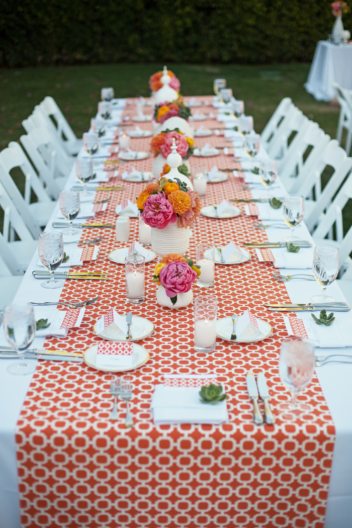 Amberly-Scott-Parker-Palm-Springs-Wedding-Table-Decor-Orange-White