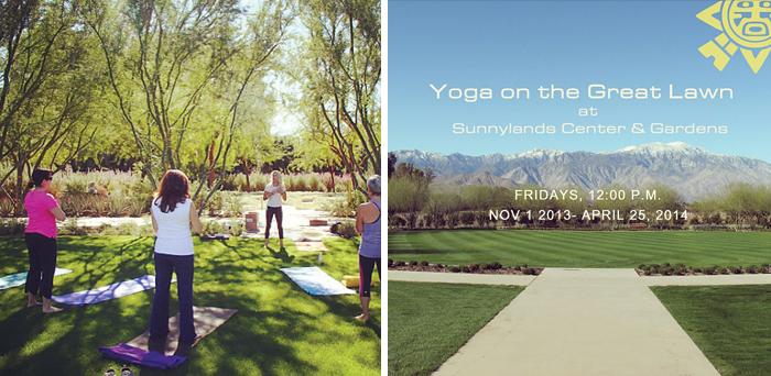 Sunnylands-Yoga