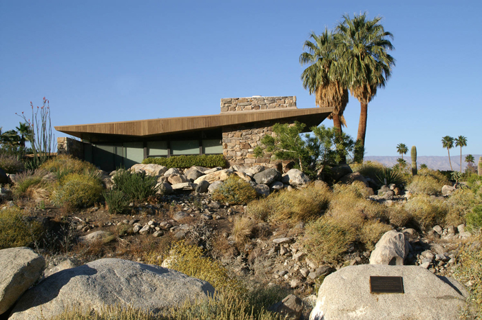 Edris House Palm Springs Modernism Week