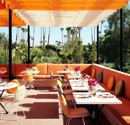 Palm Springs Tourism And Holidays Best Of Palm Springs: BEST PALM SPRINGS BREAKFAST & BRUNCH SPOTS