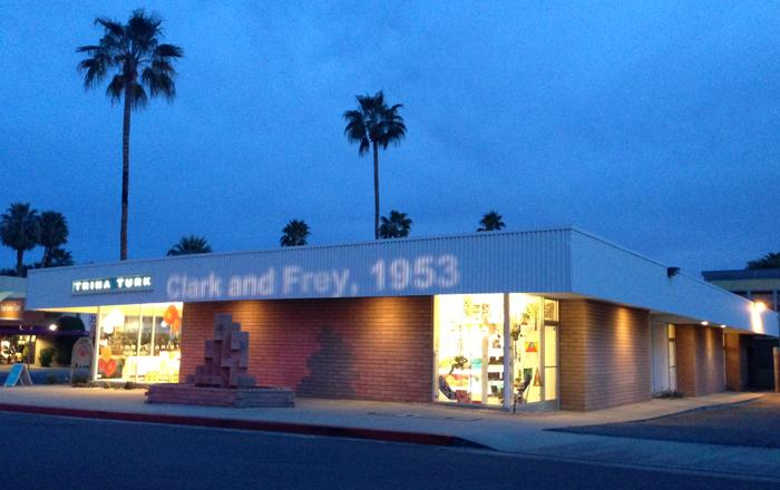 Palm Springs Modernism Week Illuminated Modern