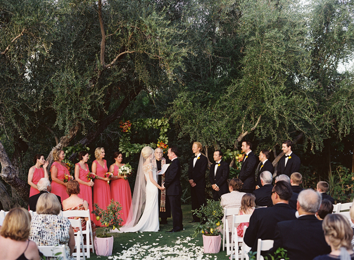 Parker Palm Springs wedding - Braedon Flynn