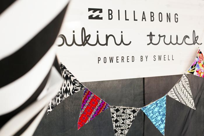 Billabong Bikini Truck