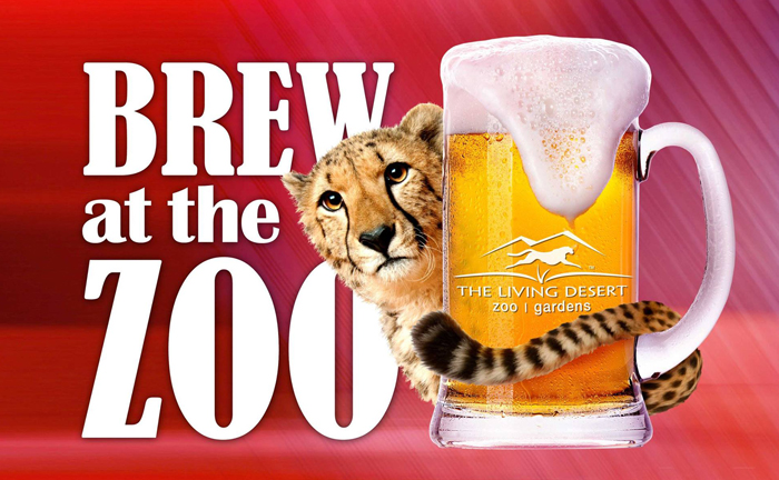 Brew at the Zoo - The Living Desert