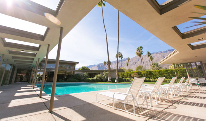 Sinatra Twin Palms Estate - Palm Springs