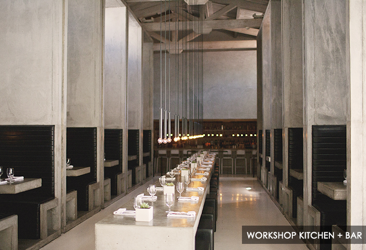 Workshop Kitchen + Bar Palm Springs