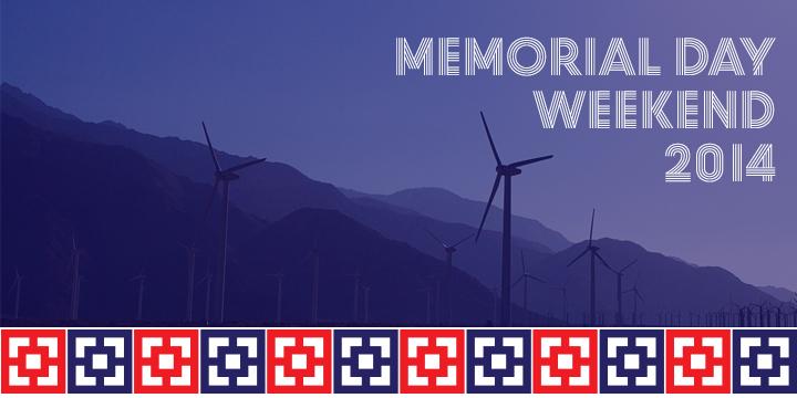Memorial Day 2014 in Palm Springs