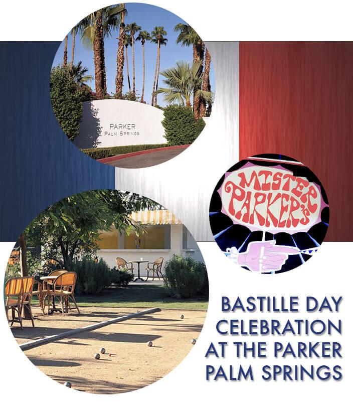 Bastille Day Parker Palm Springs
