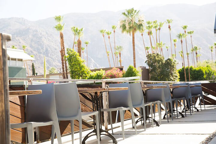 Ernest Coffee Palm Springs