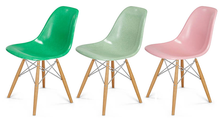 Modernica Shell Chairs 1