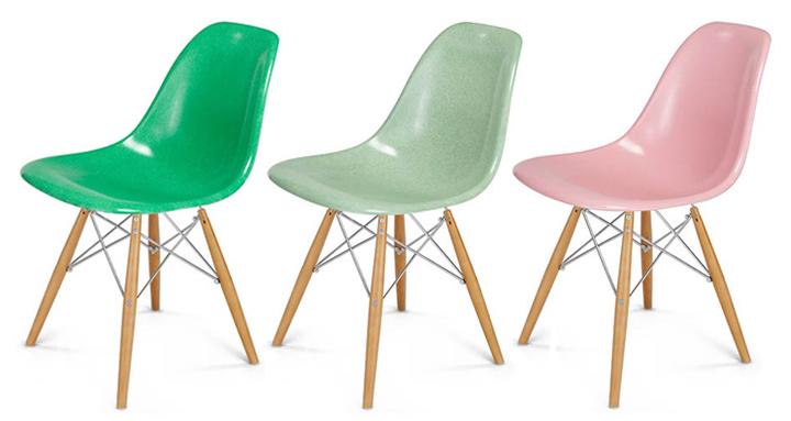 Genial Modernica Shell Chairs 1
