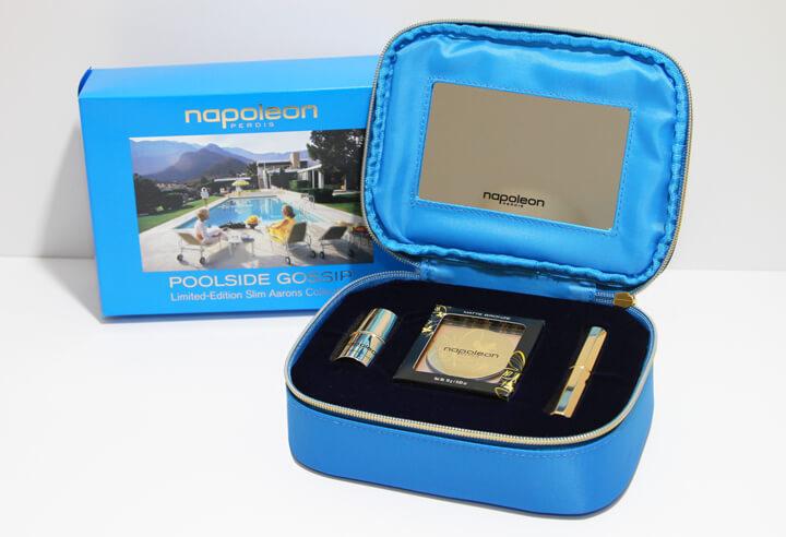Slim Aarons X Napoleon Perdis Poolside Gossip Palm Springs