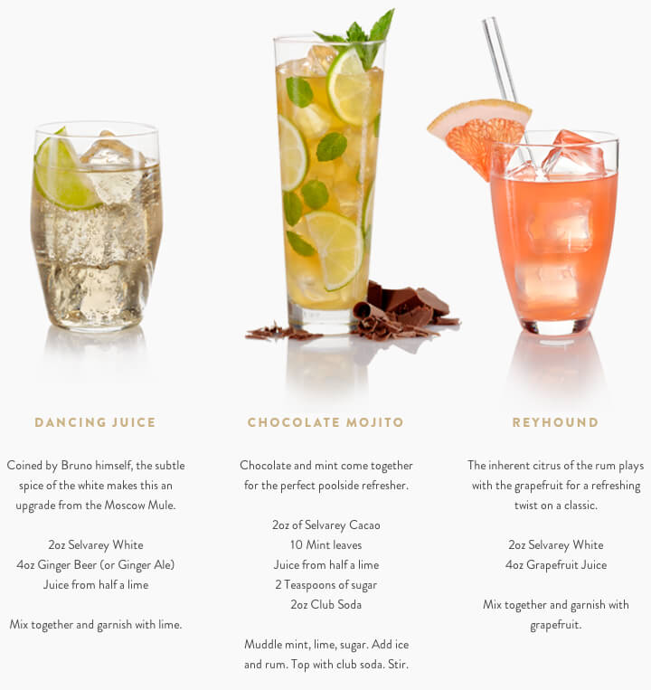 Selvarey-Rum-Recipes