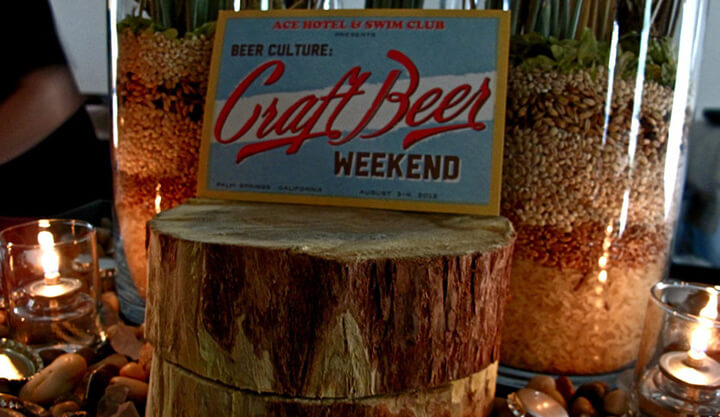 Craft Culture: Craft Beet Weekend at Ace Hotel & Swim Club Palm Springs