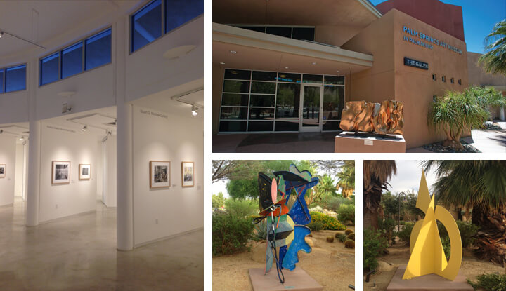 Palm Springs Art Museum in Palm Desert