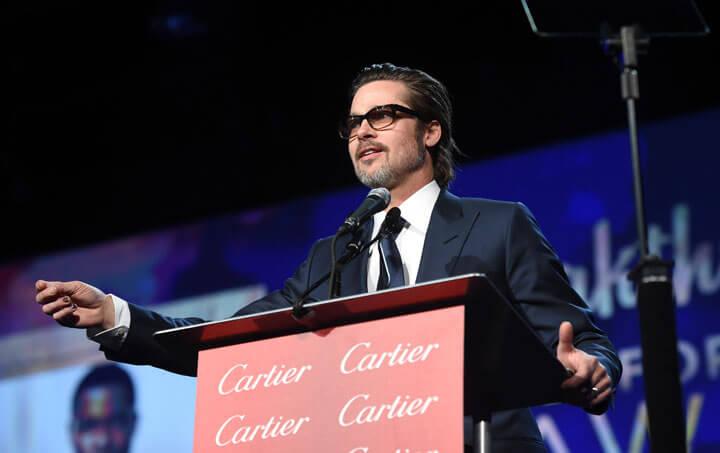 Brad Pitt - Palm Springs International Film Festival 2015