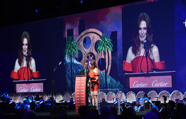 Palm Springs International Film Festival 2015 - Julianne Moore & Steve Carell