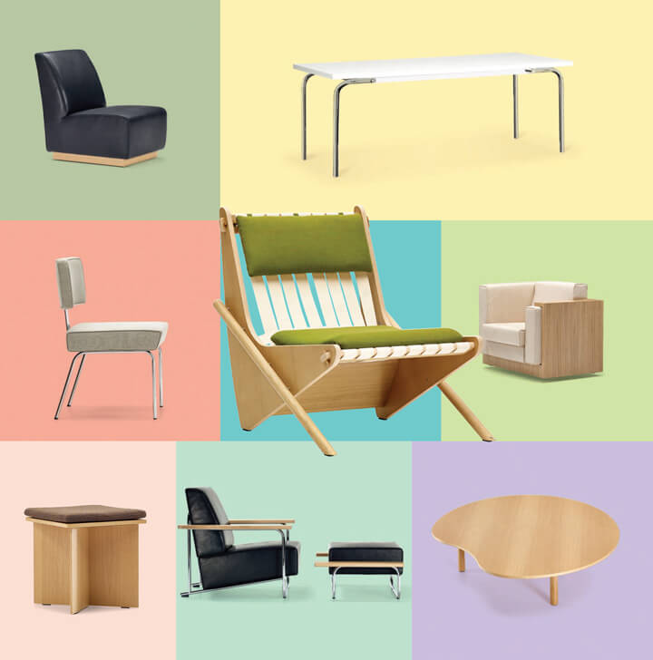 Form Function The Neutra Furniture Collection By Vs Palm Springs Style