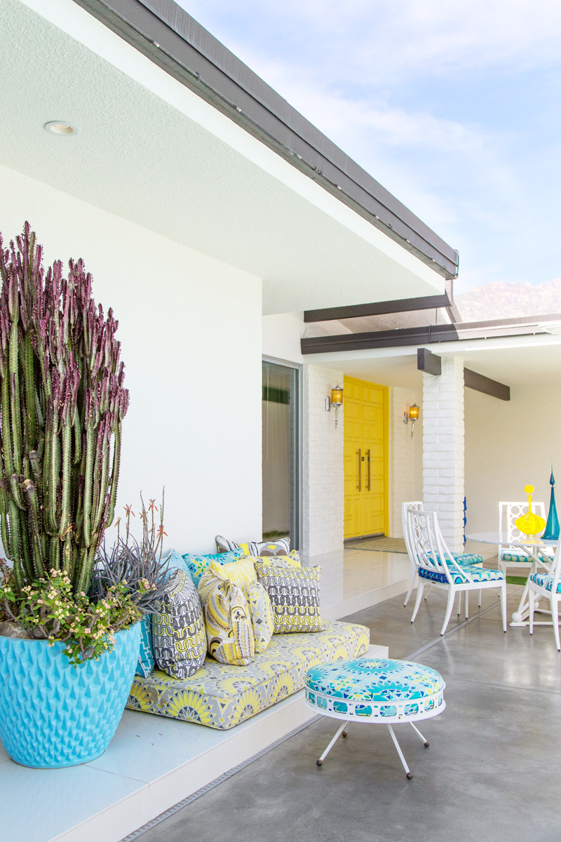 Desert Jewel Palm Springs Home Tour Palm Springs Style