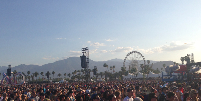 Coachella 2015 Dates and Advance Sale Tickets