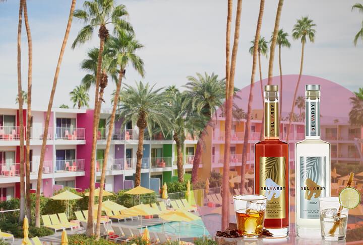 Saguaro Palm Springs Selvarey Rum