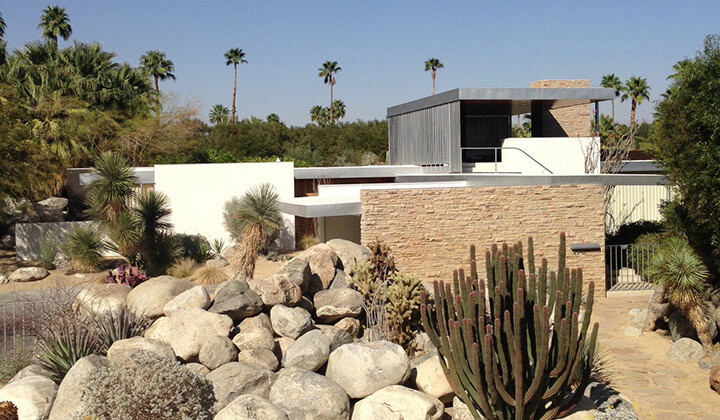 Kaufmann House Palm Springs