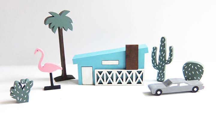 McKean Srudio Palm Springs Mini City