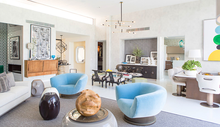 Christopher Kennedy Compound Show House Palm Springs Modernism Week 2016