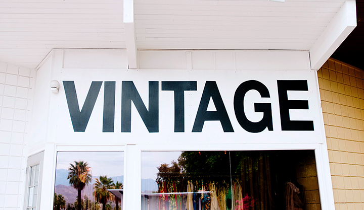 ultimate palm springs vintage shopping guide