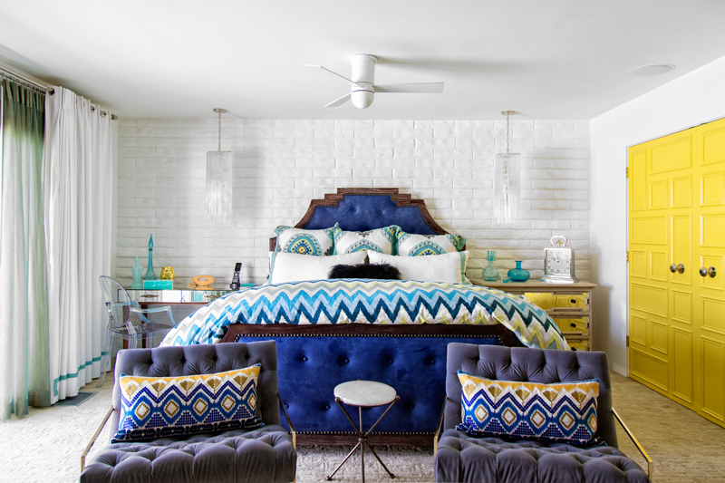 DESERT JEWEL // PALM SPRINGS HOME TOUR|Palm Springs Style on